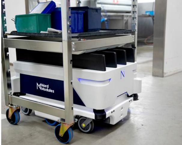 MiR 协作移动机器人:医疗服务与公共卫生管理自动化新思路
