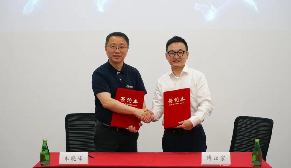 海康机器人与均胜安全签署战略合作协议