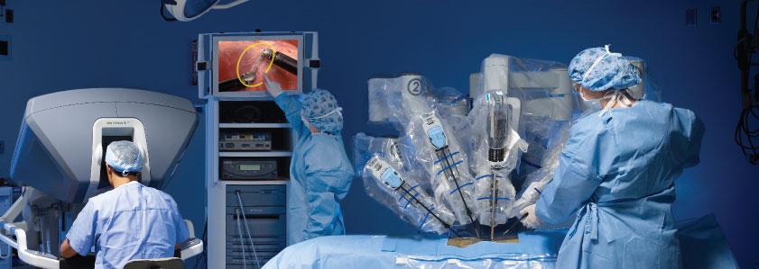 七旬老太两天呕血1.3升!达芬奇手术机器人帮忙保脾救命
