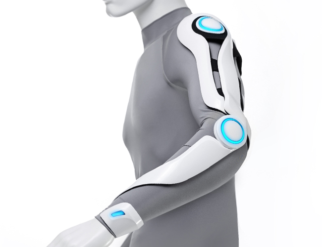 """步行5分钟""""偶遇""""康复机器人"""
