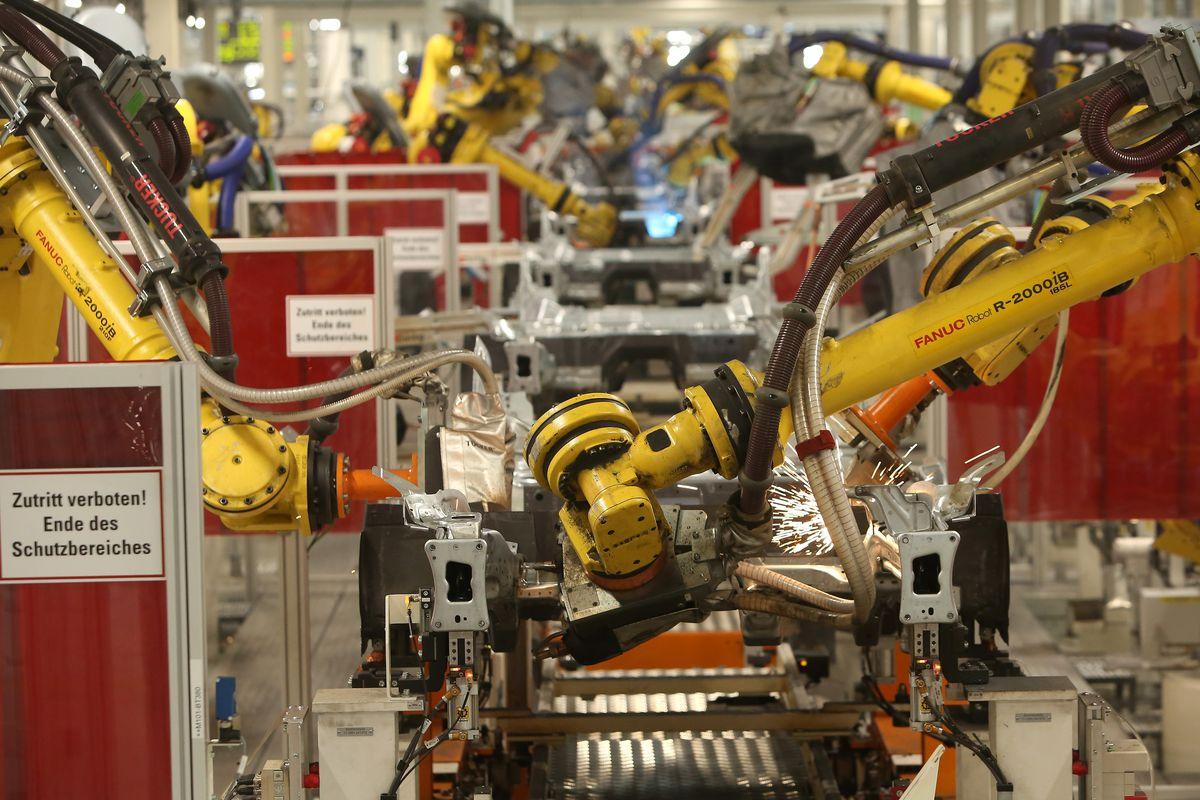 什么是喷涂机器人?喷涂机器人的主要优点及种类介绍