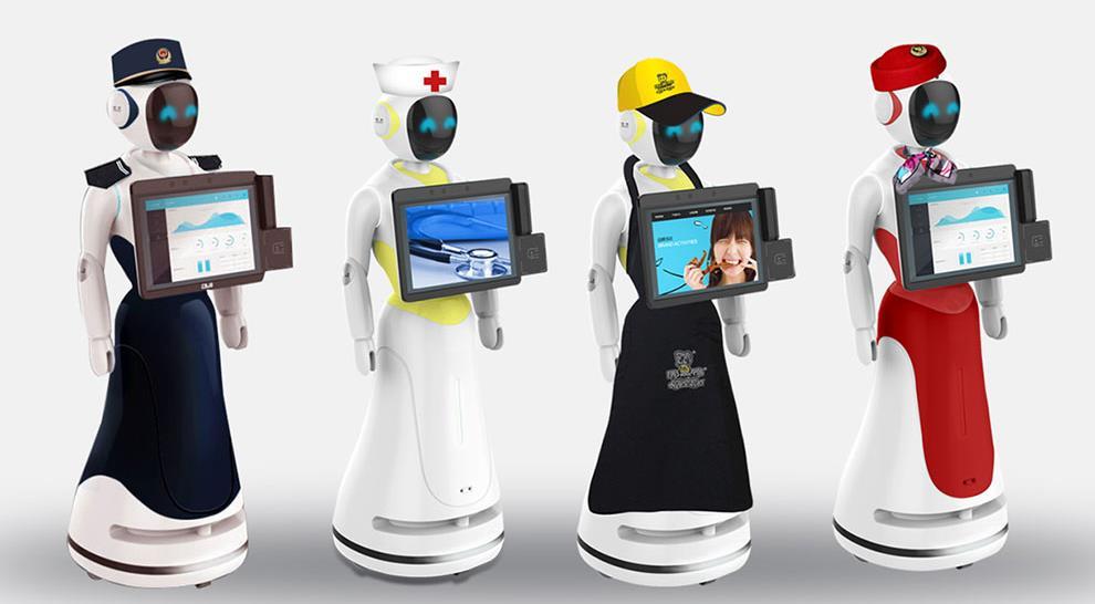 软银、沙特阿美加持,擎朗智能会是服务机器人一哥吗?