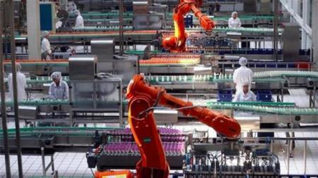 制造业上升期,与机器人发展互惠互利
