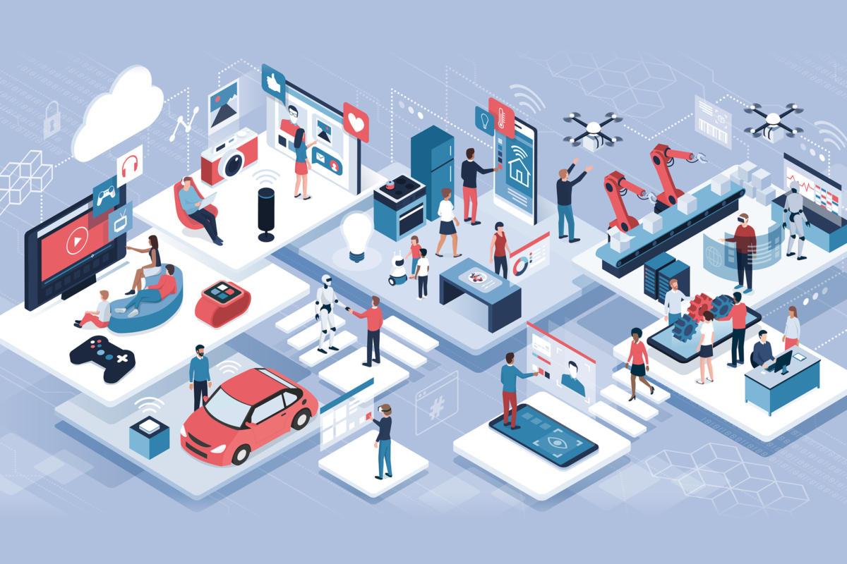 工业物联网推动另一场工业革命