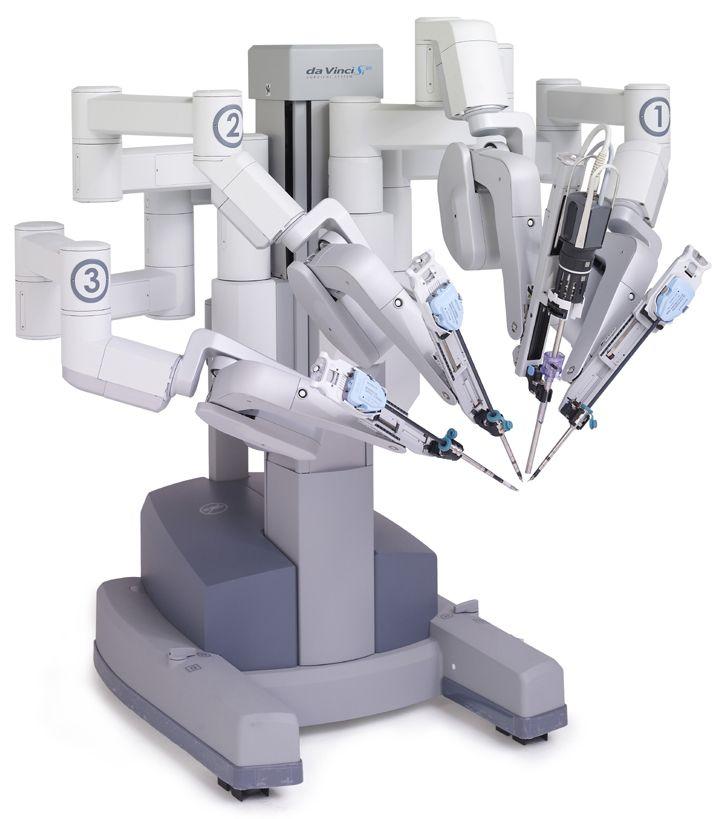 国产腔镜手术机器人排队待批 冲击一家独大市场格局