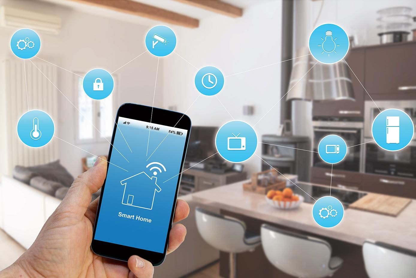 智能家居行业迎来新增长点,高通介绍5G毫米波解锁家居新应用