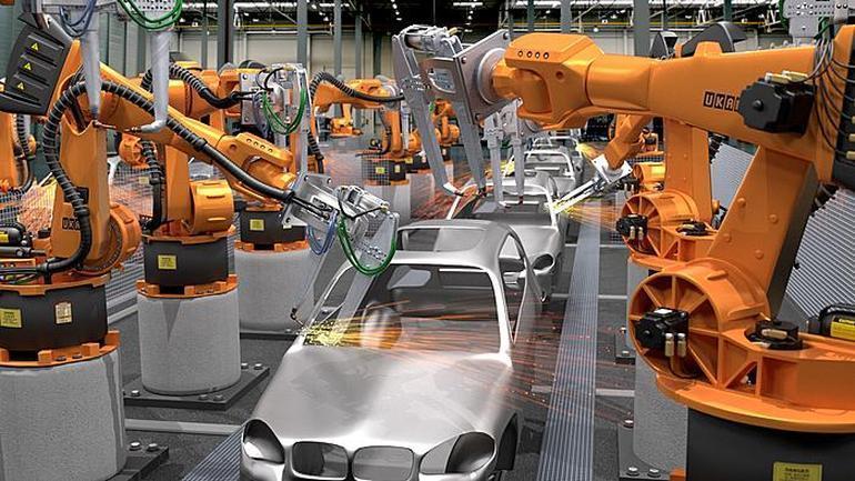 工业机器人系统由哪些组成?工业机器人系统的组成部分及作用