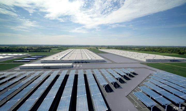 福特牵手SK Innovation造电芯生产基地