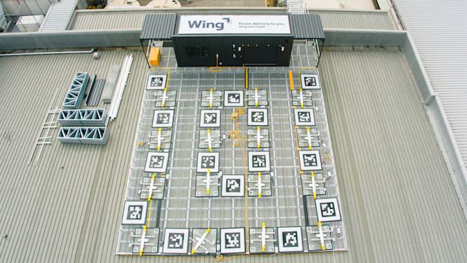 Wing在澳大利亚测试从购物中心屋顶上起飞的无人机送货服务