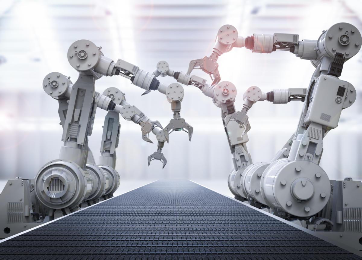 2021年深圳市智能制造装备行业市场现状及发展趋势分析 机器人产业发展势头良好