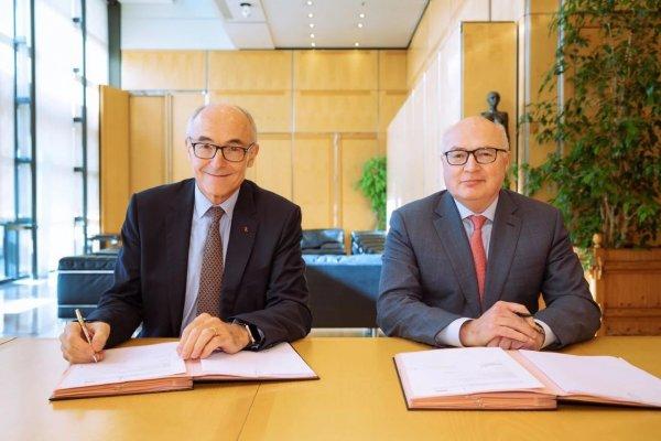 液化空气集团与佛吉亚达成协议,共同推动氢能在重型车领域的应用
