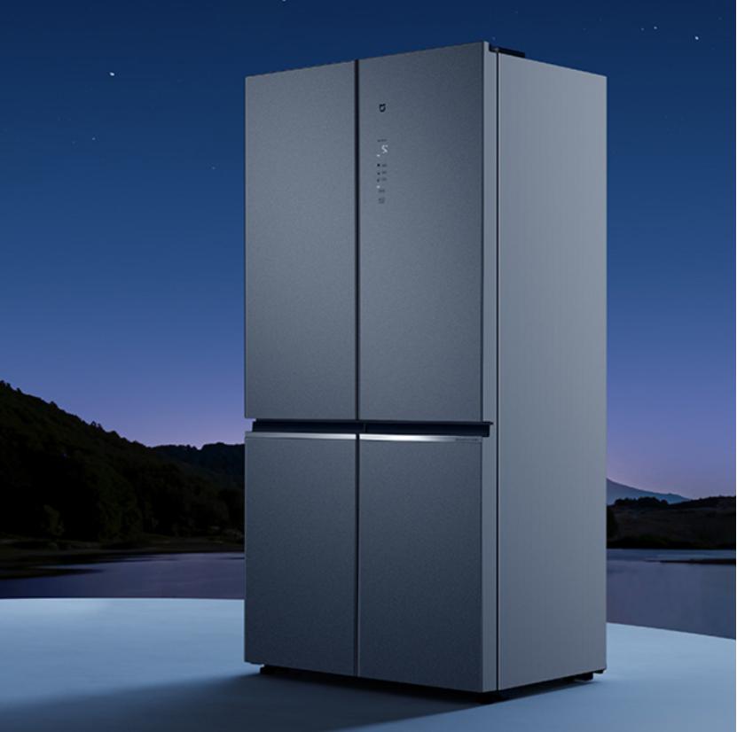 小米米家四门高端冰箱今日开售 到手价5499元