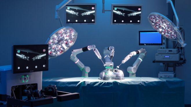 美敦力Hugo手术机器人获CE批准,挑战达芬奇龙头地位!