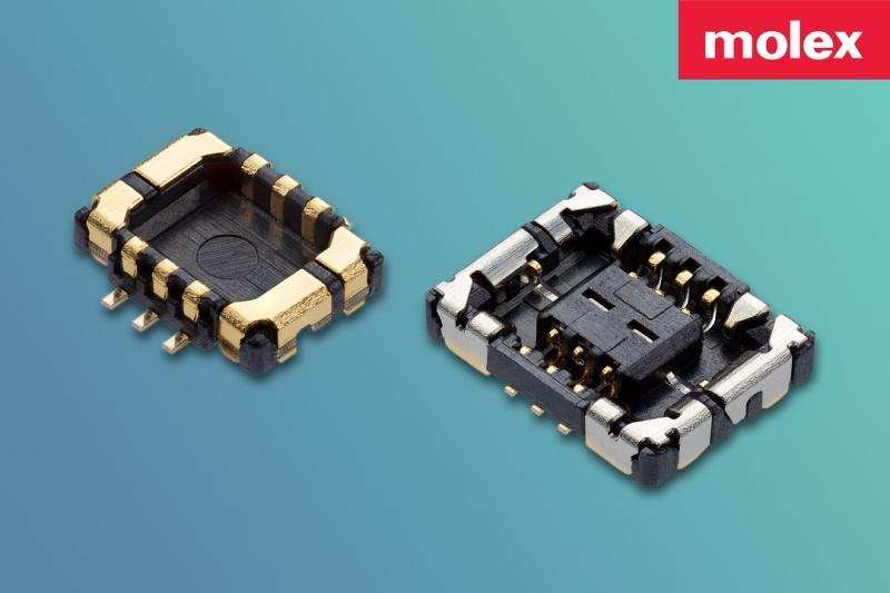 Molex莫仕新款RF mmWave 5G25连接器系列 助力移动设备制造商打造更好的设计