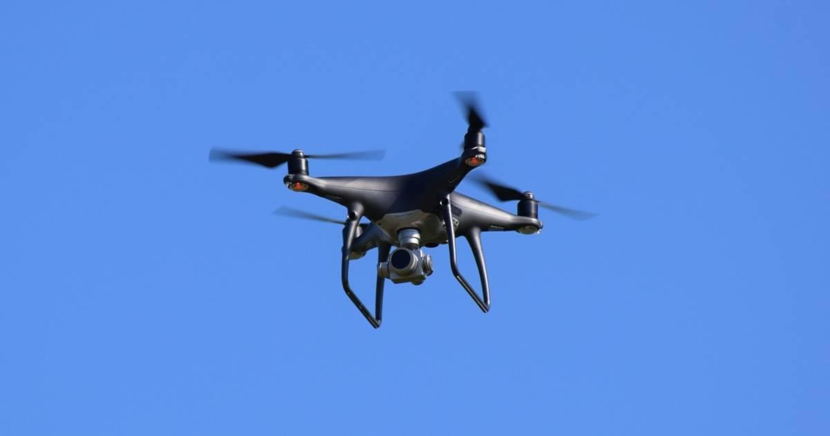 贝尔公司演示用自主APT无人机进行现场物资投放