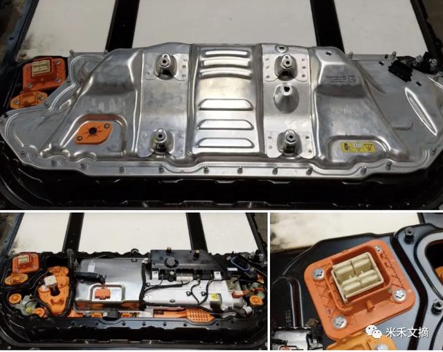 解析特斯拉的电池快充连接器
