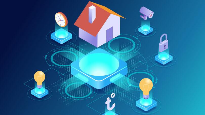2021上半年中国智能家居设备市场出货量约1亿台,同比增长13.7%