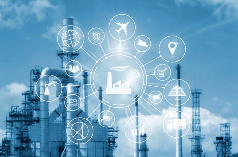 用友YonBIP制造云,以数据驱动工业物联网业务场景创新