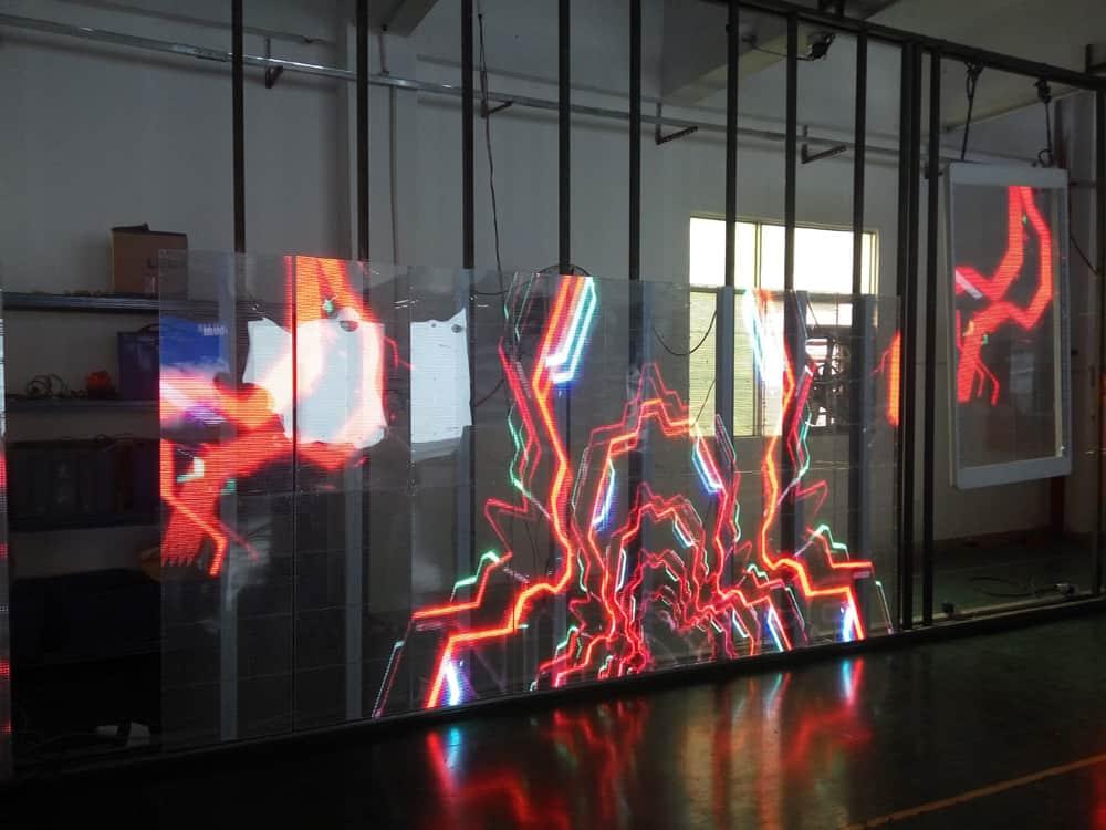YETION义辰LED显示屏,亮相广东广州增城游乐园,打造展示系统