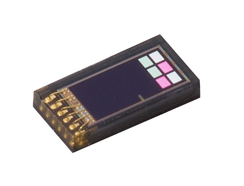 数字防晒——艾迈斯欧司朗推出业界首款具有UV-A检测功能的超小型环境光传感器,适用于