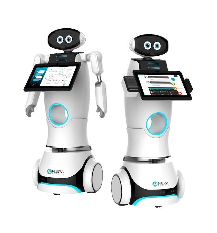 """商用机器人市场""""群雄并起"""",8岁的优地科技为何能成独角兽?"""
