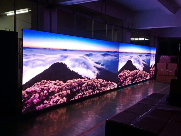 潢川本地小间距LED显示屏销售厂家