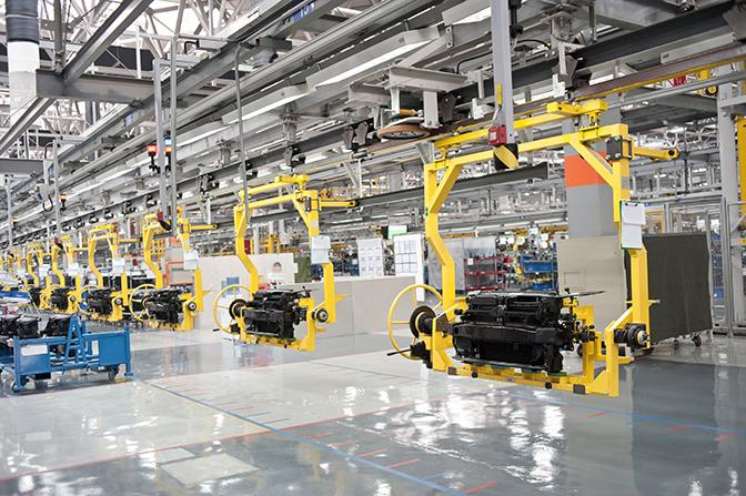 现代工业的基本特征是什么?