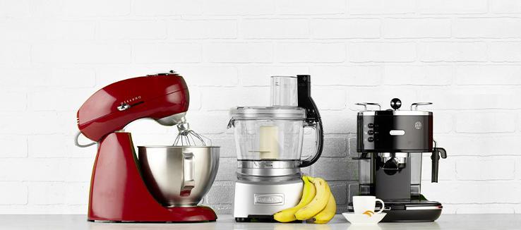 厨房消费新趋势 做好小家电市场要花大心思