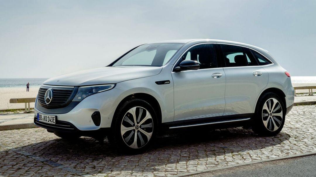 梅赛德斯奔驰EQC电动汽车将于2025年登陆美国市场