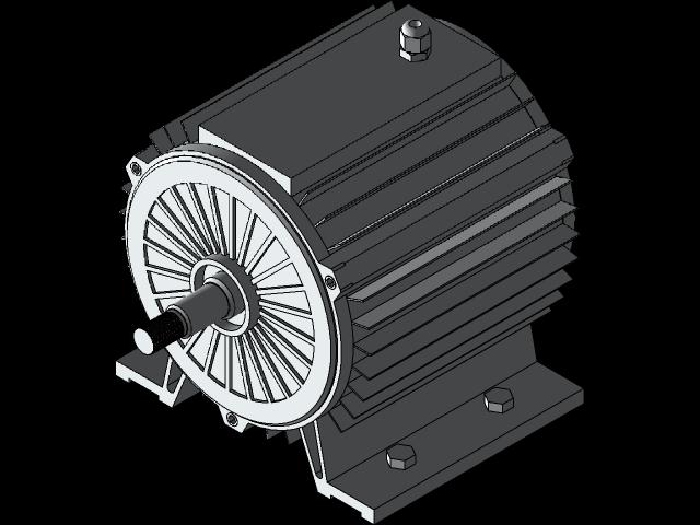 电机生产电机  关于正确配置驱动电机介绍