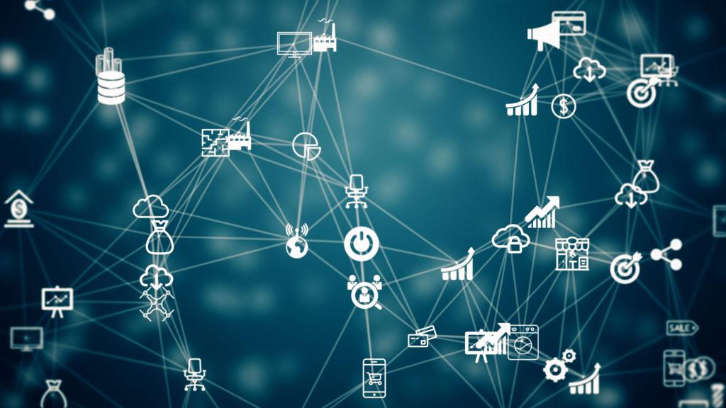 物联网是连接物理世界与数字世界的桥梁