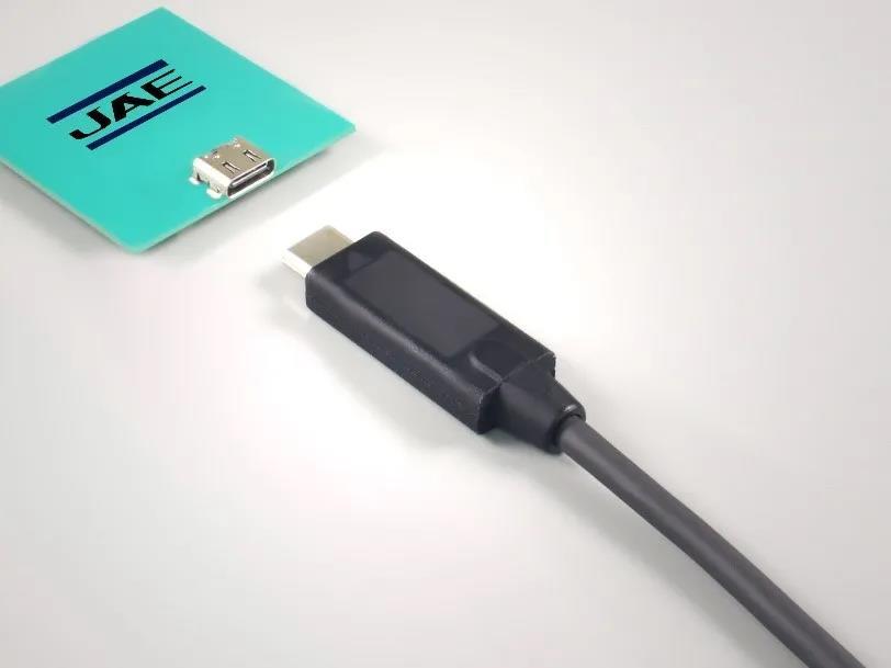 高速传输&供电的混合型AOC「RP07系列」连接器产品被成功开发